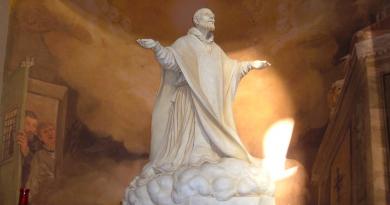 Preghiera a San Filippo Neri scritta dal Card. John Henry Newman