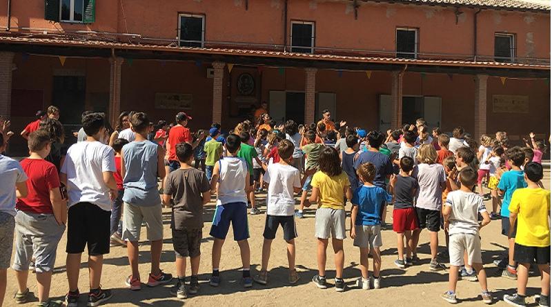 """Oratorio Estivo 2018 """"La Chiesoletta"""""""