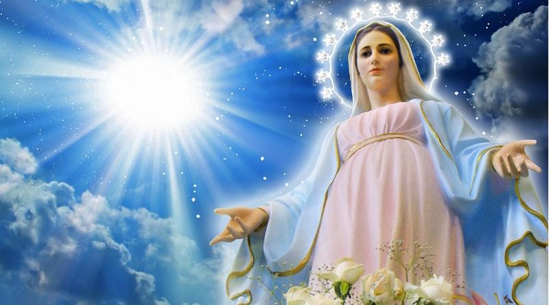 8 dicembre: Solennità dell'Immacolata Concezione della Beata Vergine Maria