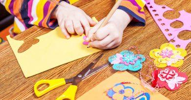 Laboratorio espressivo per bambini dai 3 ai 6 anni